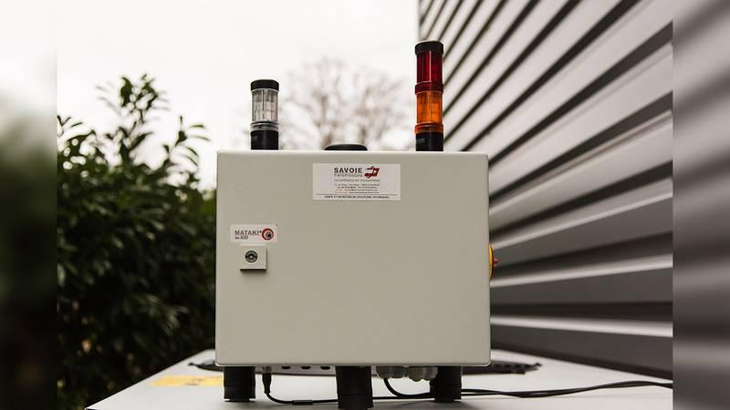 maintenance prédictive climatisation, moteur, Mataki box