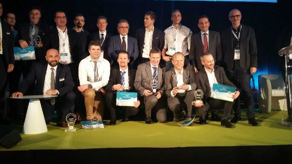 Savoie Transmissions trophée Simodec 2018