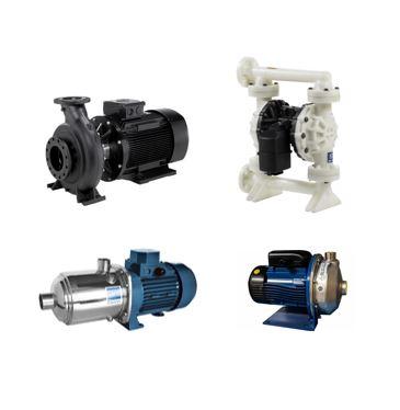 Les différentes technologies de pompes